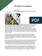 Indonesia Butuh Badan Persampahan Nasional