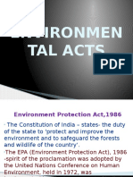 Environment (Protection) Act