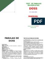 FABULAS DE DUSS.doc
