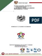 Convocatoría Concurso Nacional de Duetos 2017 (1)