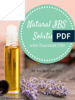 Natural Ibs Solutions With Essential Oils