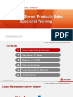 01-HUAWEI Server Products Sales Specialist Training V2.0