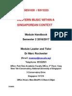 Music in Singapore