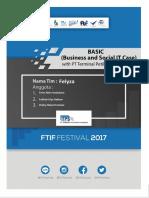 BP Felyza FF Basic