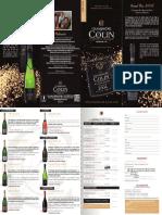 Décembre 2014 Recette Carrefour Champagne Sauce