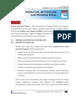 i 2 e Pendekatan Metodologi Dan Program Kerja Vk