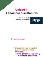 Sustantivopresentacion 090928151240 Phpapp01 (1)