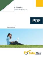Operating Manual MaxTalk Pro P-series
