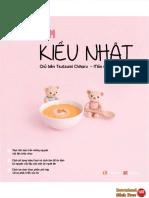 Ăn Dặm Kiểu Nhật pdf - sách hay nuôi dạy con nên đọc