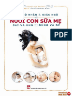 68 Ngộ Nhận & Giác Ngộ Về Nuôi Con Sữa Mẹ - Sai Và Khó, Đúng Và Dễ pdf