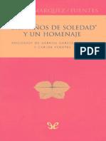 García Márquez, Gabriel & Fuentes, Carlos (2007) - Cien Años de Soledad y Un Homenaje