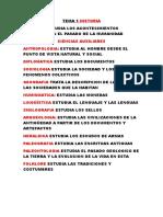 periodo precolombino y colonial de la hispaniola