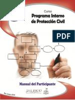 Programa Interno de Protección Civil 2016
