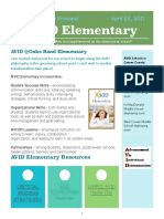 avid elementary april 2017