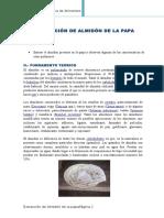 Extracción de Almidón de La Papa 2014 A