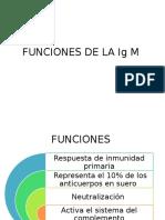 IgM Funciones (1)