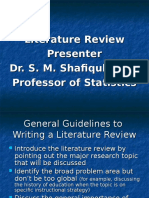 Literature Review 2