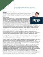 ConJur - Como Se Produz Um Jurista_ O Modelo Italiano (Parte 11)