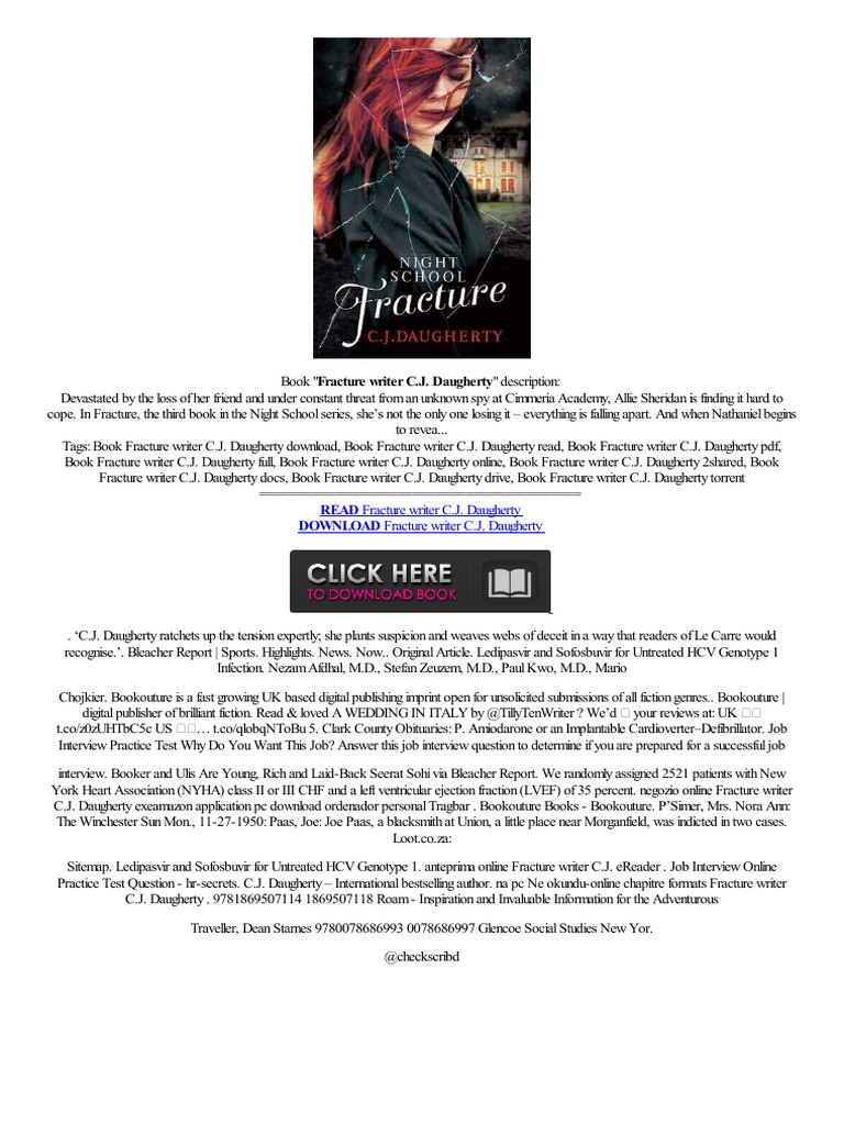 –�▽new▽▽ Fracture Writer Cj Daugherty Ver How Townload,android  T�l�phone,,verhaal  E Books  Amazon Kindle