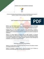 Carta Fundamental