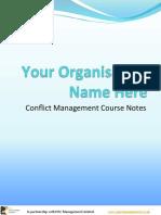 CRT Course Notes