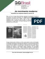 GG BR PR Depois Do Movimento Moderno 12 14