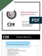 CEH Module 17