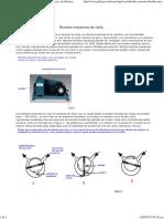 Sistemas Para La Creacion de Vacio, Bombas Mecanicas y de Difusion