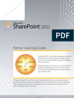 Share Point 2010 Partner Learning Guide