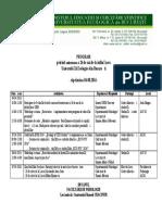 Program Aniversar UEB