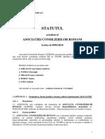 Statut-ACROM