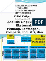 Bag 3A ANALISIS LINGKUNGAN EKSTERNAL-strategik.ppt