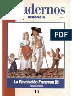 Cuadernos Historia 16, nº 014 - La Revolución Francesa (II).pdf