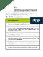 Guía Didáctica(Proyectos)