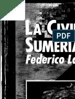 09 - Lara Peinado - La Civilizacion Sumeria