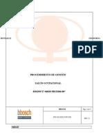 Pr-cg-seg-tap-030 Procedimiento de Salud Ocupacional Rev c