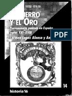 14 - Carmen Lopez Alonso - El Hierro y El Oro