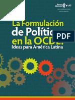 Formulación de Políticas Públicas en La OCDE Ideas Para AL