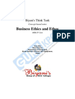 Useful Biz Etics Topics