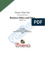 Useful Biz Etics Topics