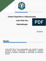 LutaPelaPaz metodologia lpp