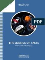 The Science of Taste