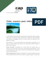 Chile Hidrografía