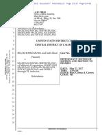 Def Mot to Dismiss 12 b 6 Khsroabadi v Mazgani Class Action Complaint RICO Federal Fraud Mazgani Social Services Neyaz Mazgani Nazanin Mazgani Social Security