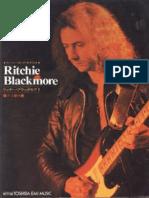 Guitar - Tab Book - Richie Blackmore - Best Of Deep Purple.pdf