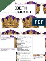 Macbeth extract Booklet