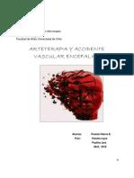 Arteterapia y Accidente Vascular