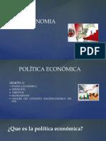 Política Economíca