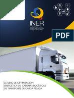 Estudio Optimización Energética Cadenas-logísticas Transporte Carga Pesada INER