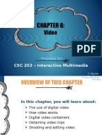 Chap 6 - Video